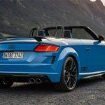 Audi TTS Roadster Slide