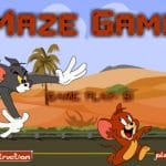 Tom and Jerry – Maze Game