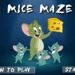 Tom and jerry Mice Maze