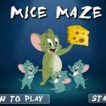 Tom and jerry Mice Maze
