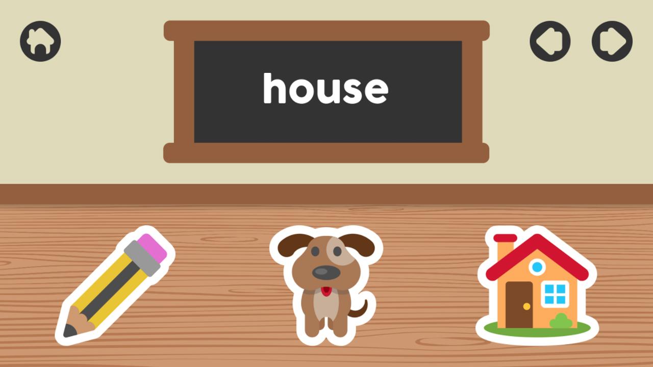 Image ABC game