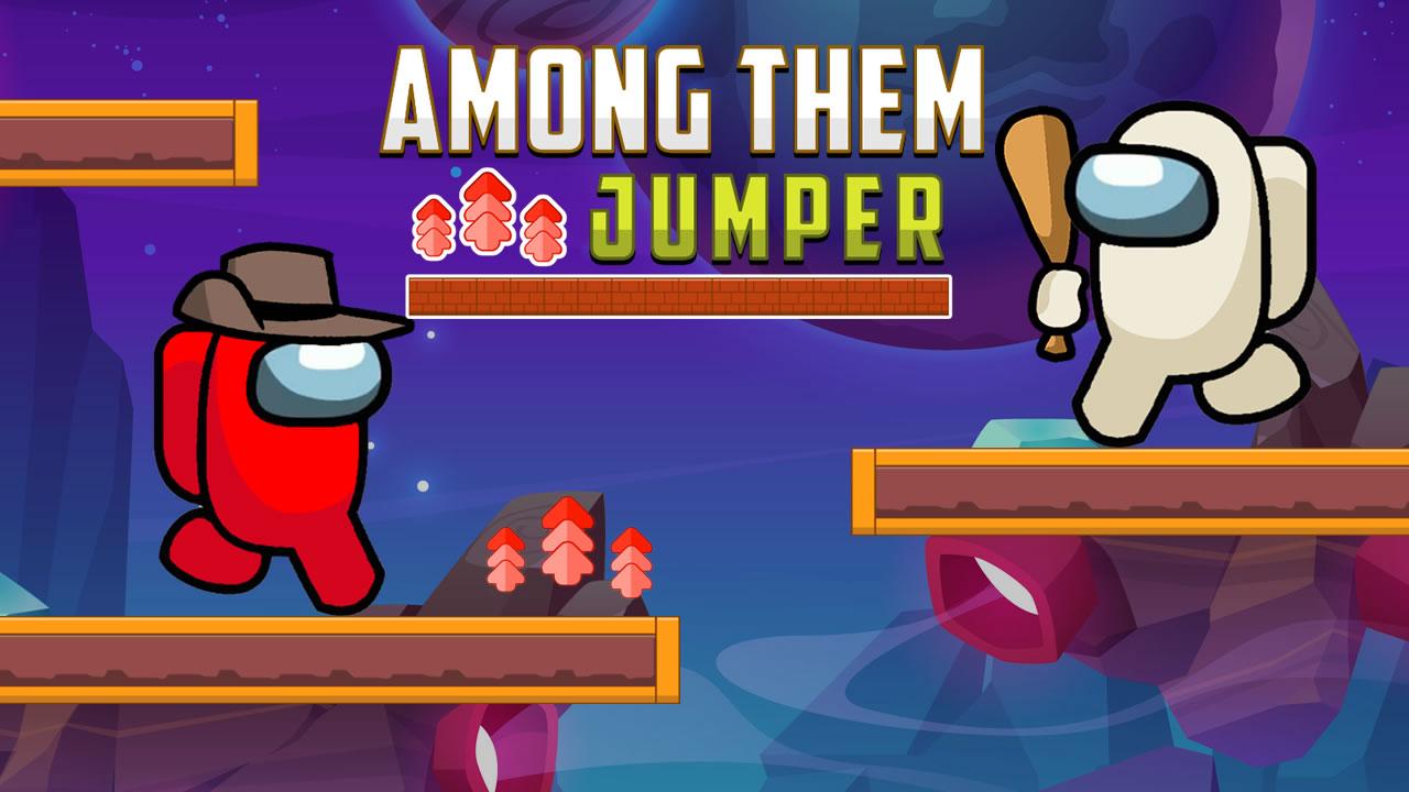 Image Among Them Jumper