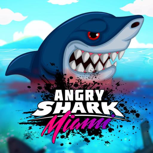 Image Angry Shark Miami