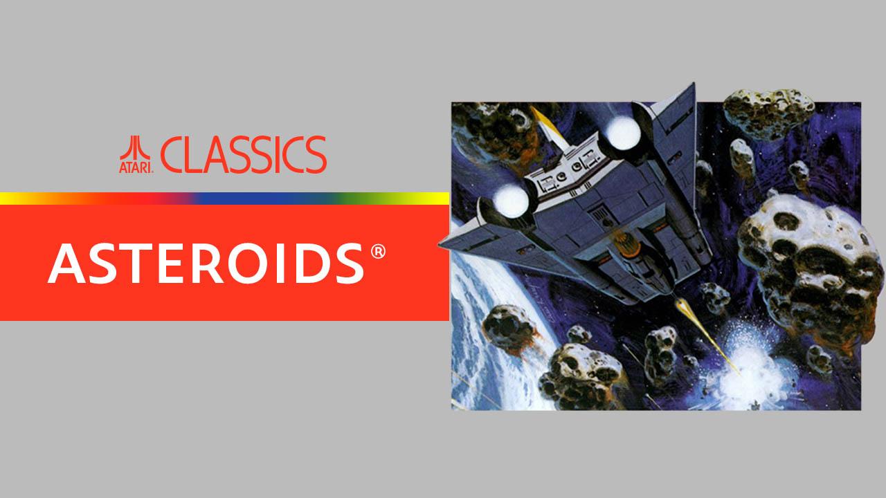 Image Atari Asteroids