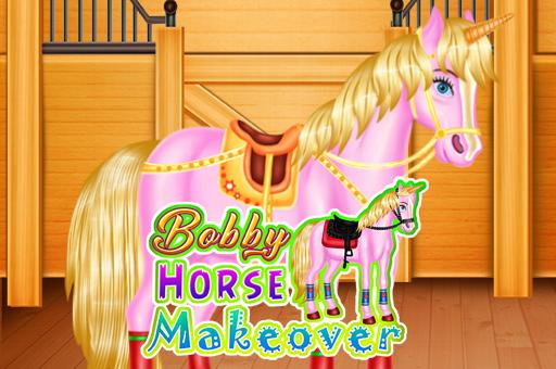 Image Bobby Horse Makeover