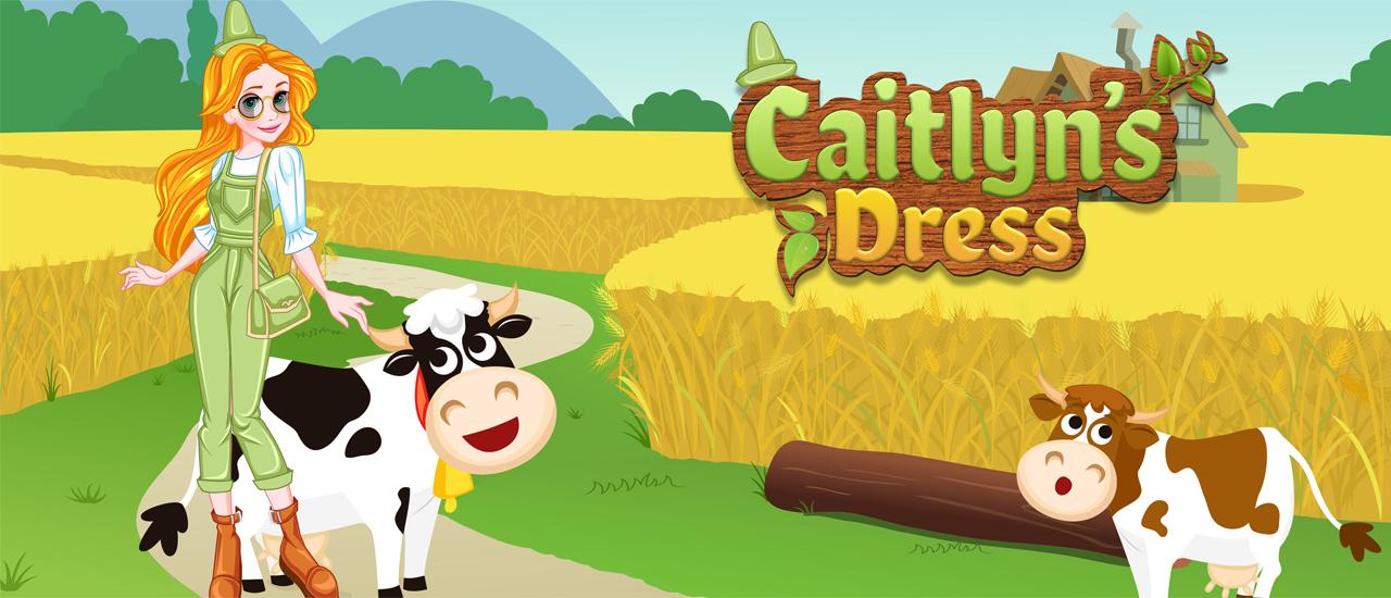 Image Caitlyn Dress Up Farm