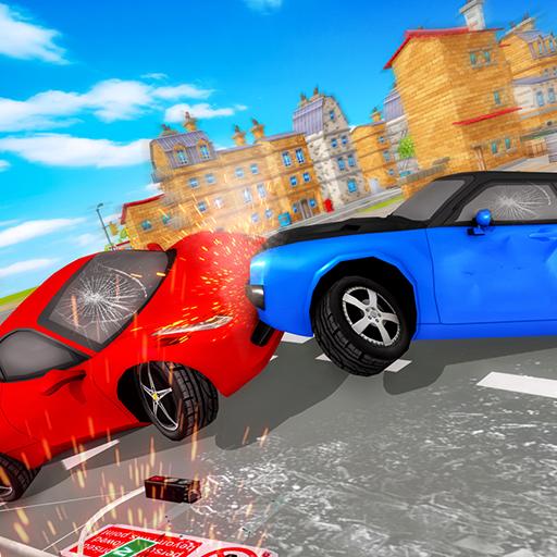 Image Car Destroy Car