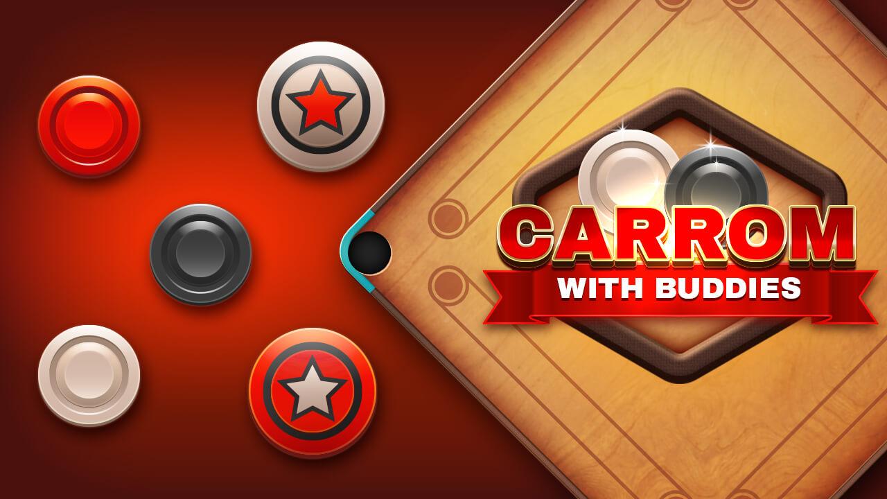 Image Carrom with Buddies