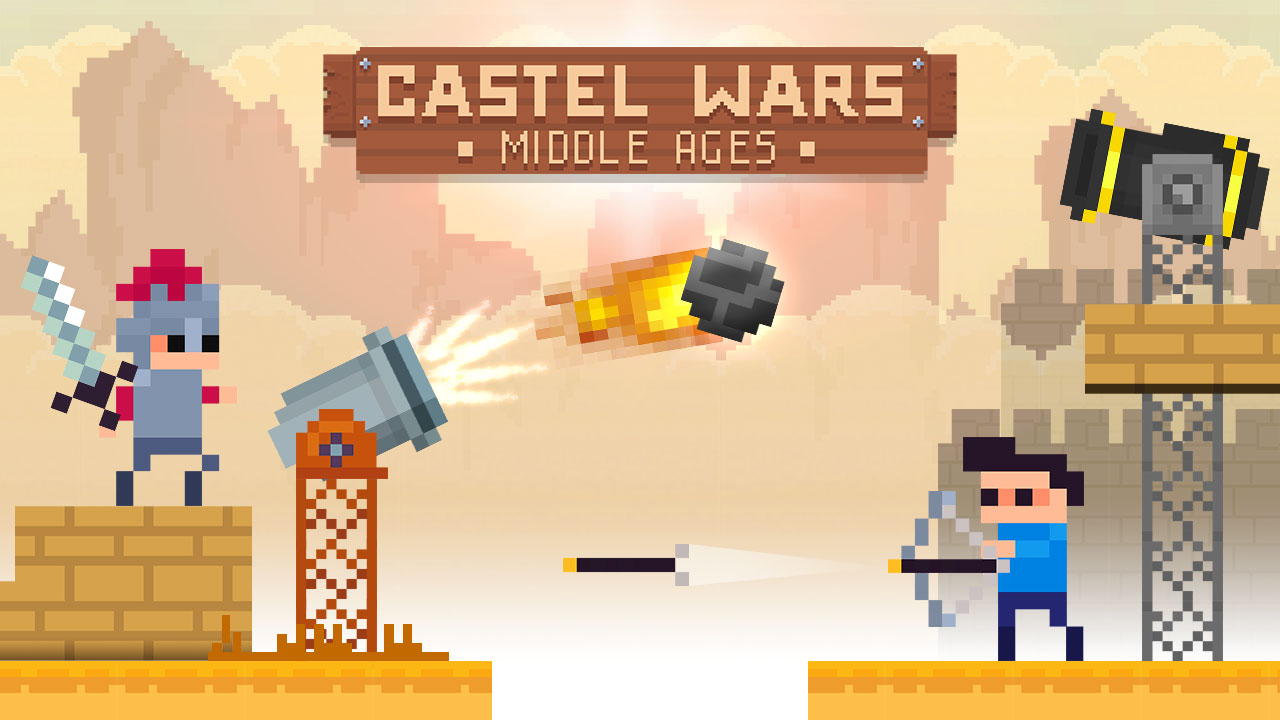 Image Castel Wars Middle Ages