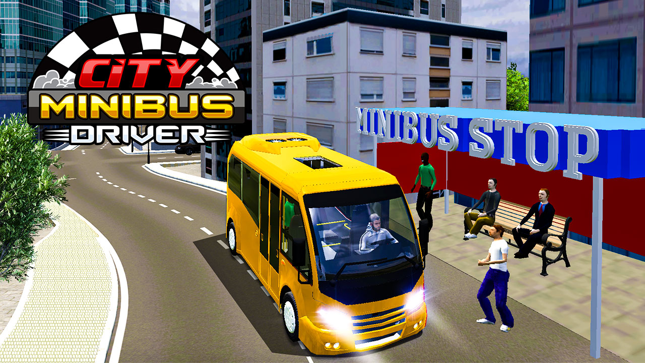 Image City Minibus Driver