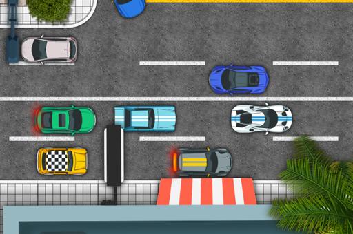 Image City Parking 2D