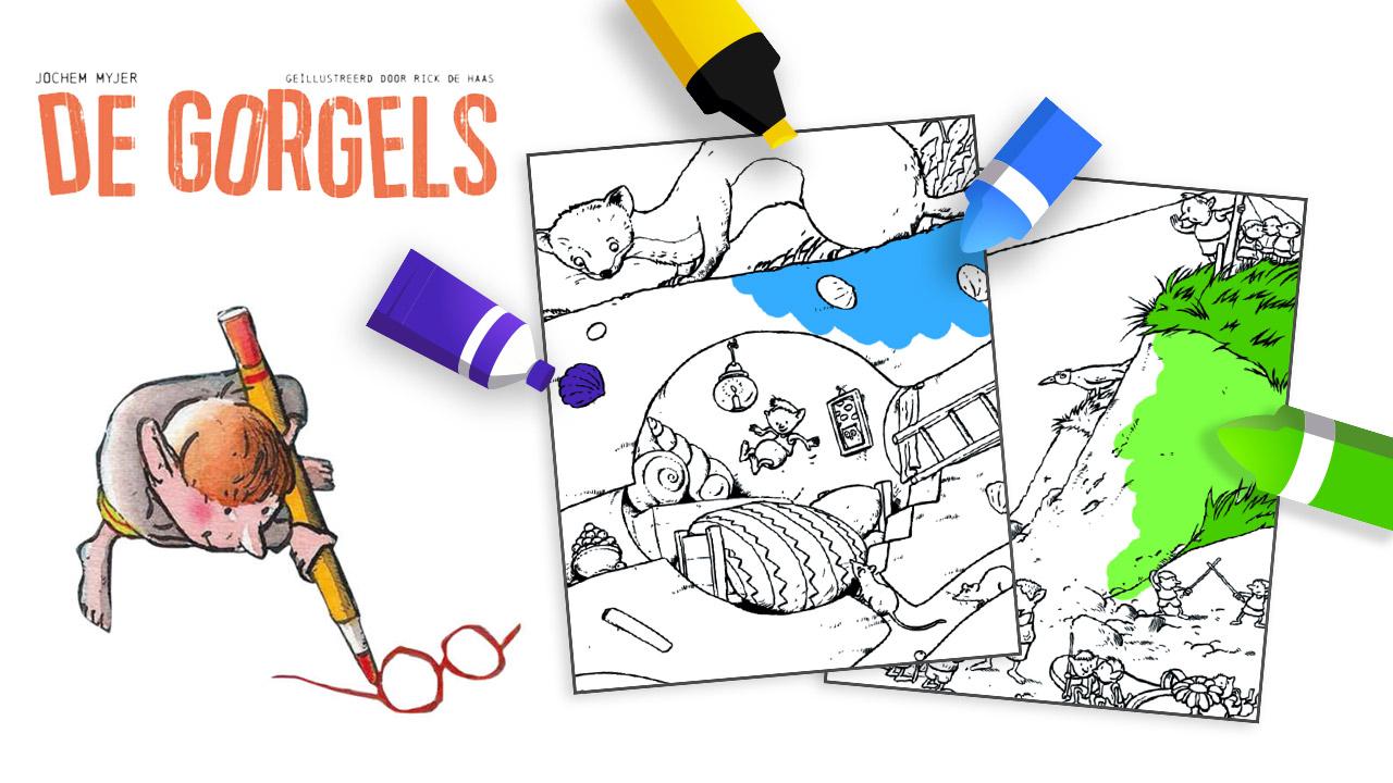Image Coloring Gorgels