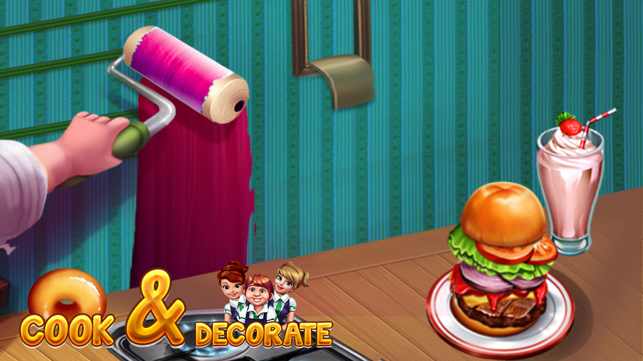 Image Cook And Decorate