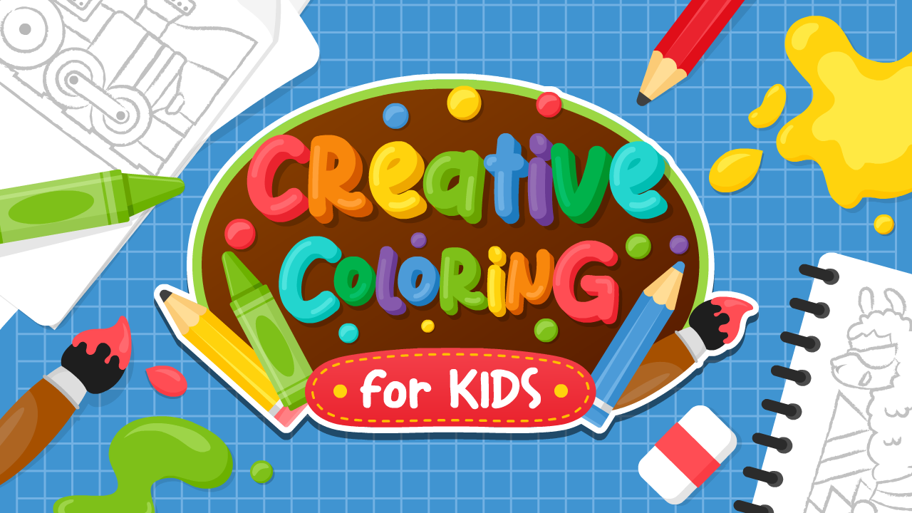 Image Creative Coloring