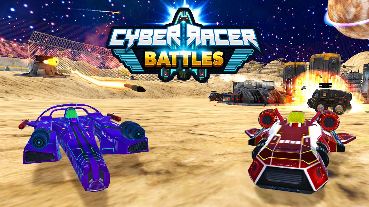 Image Cyber Racer Battles
