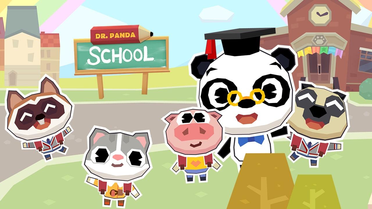 Image Dr Panda School