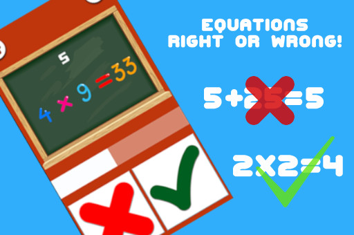 Image Equations Right or Wrong!