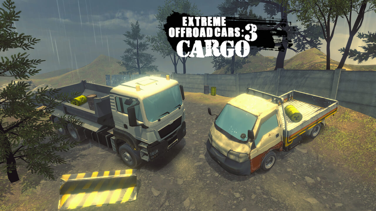 Image Extreme Offroad Cars 3: Cargo