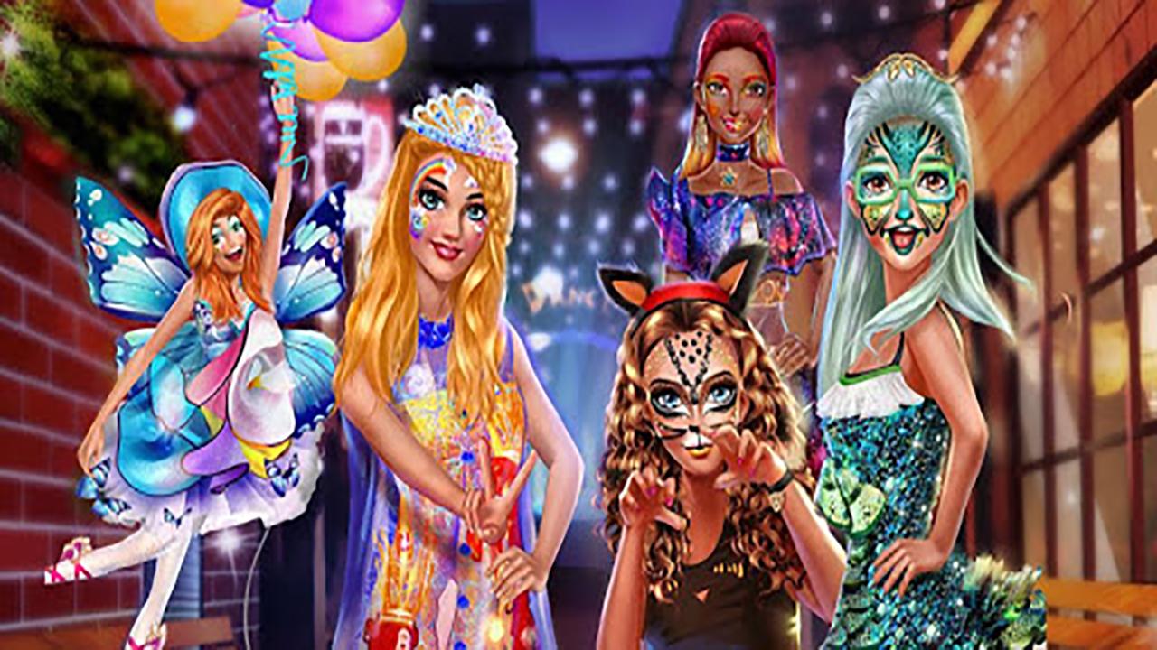 Image Face Paint Party!