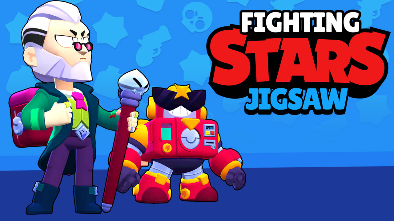 Image Fighting Stars Jigsaw
