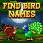 Find Birds Names