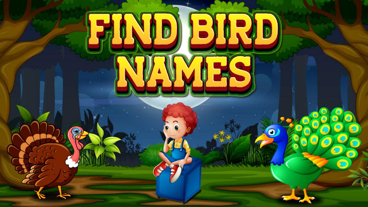 Image Find Birds Names