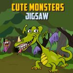 Fun Monsters Jigsaw