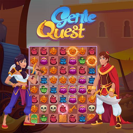 Image Genie Quest