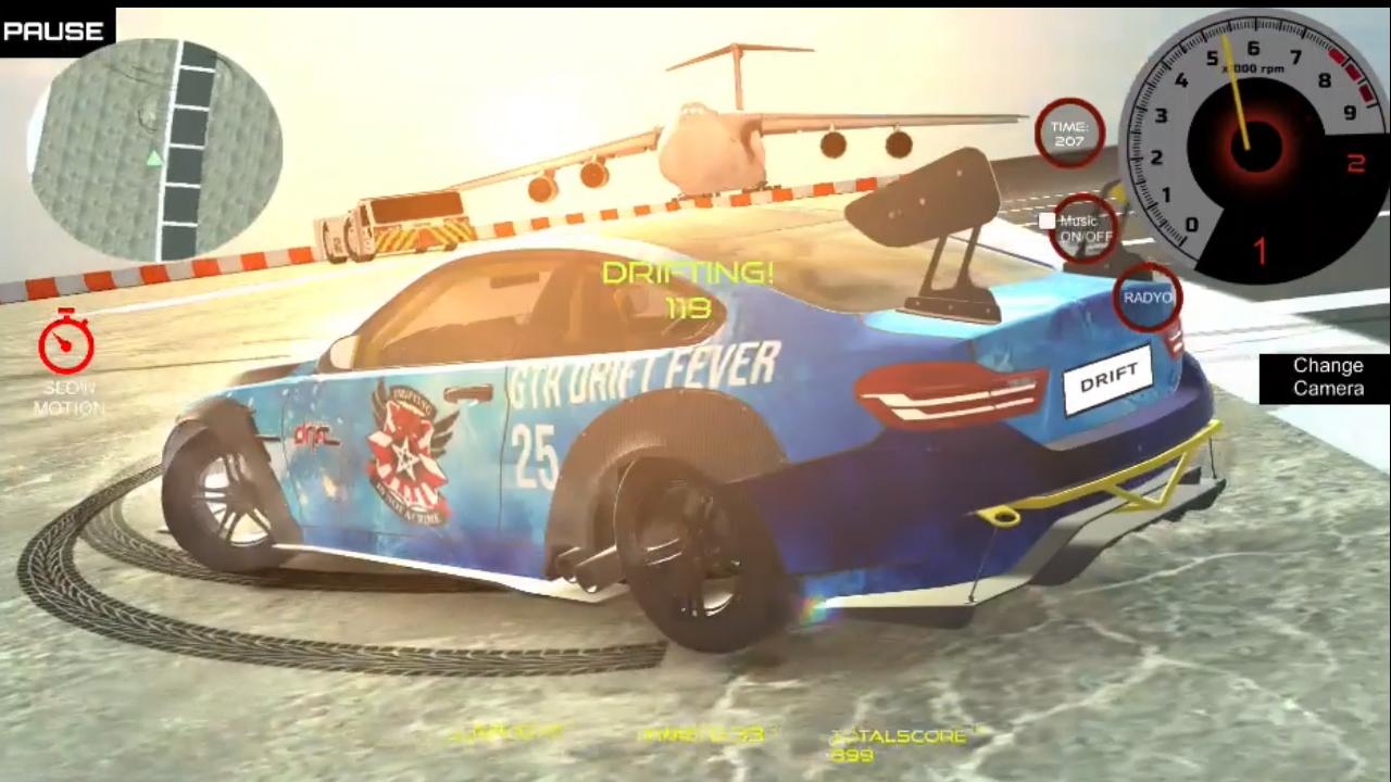 Image GTR Drift Fever