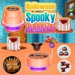 Halloween Spooky Dessert