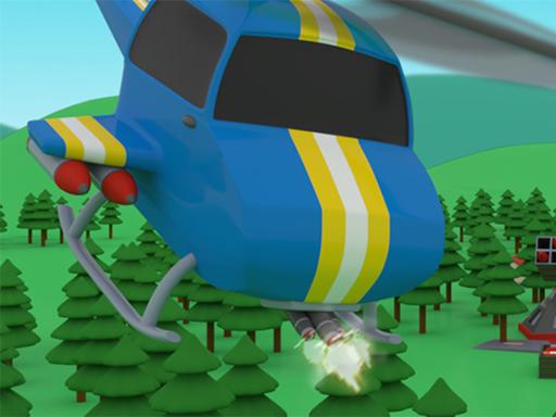Image Helicopter Strike