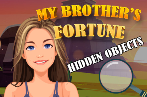 Image Hidden Objects My Brother's Fortune