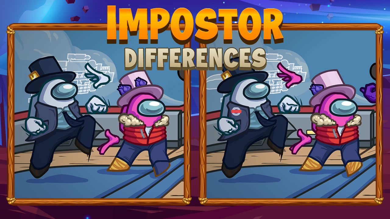 Image Impostor Differences