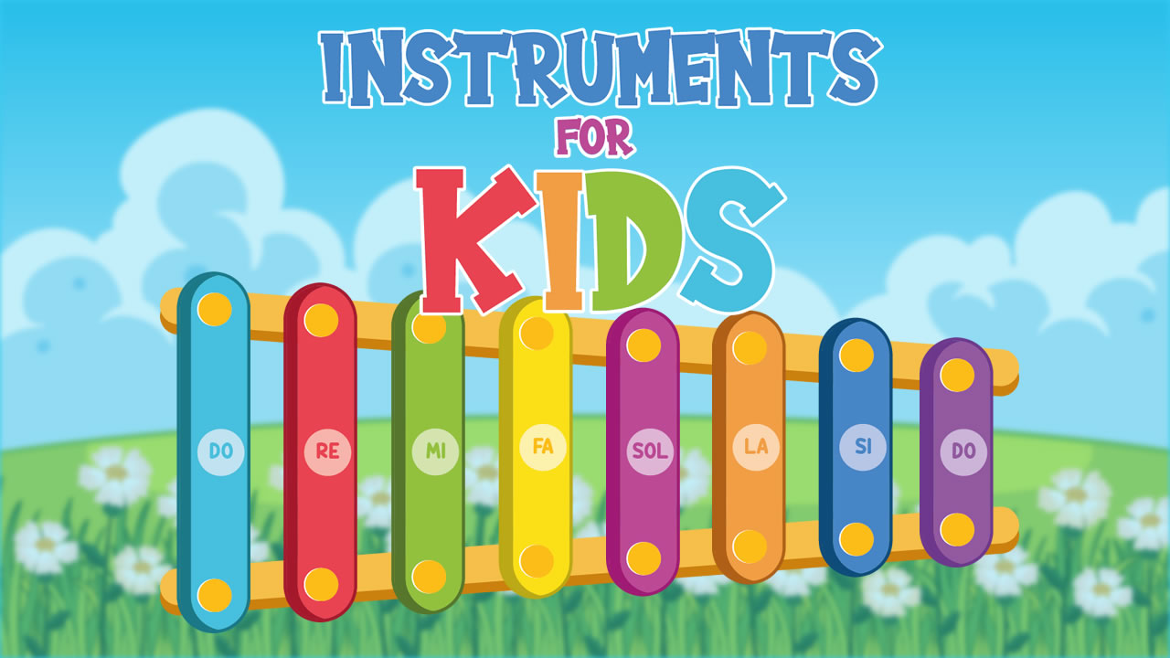 Image Instruments for Kids