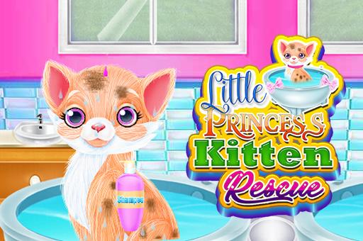 Image Little Princess Kitten Rescue