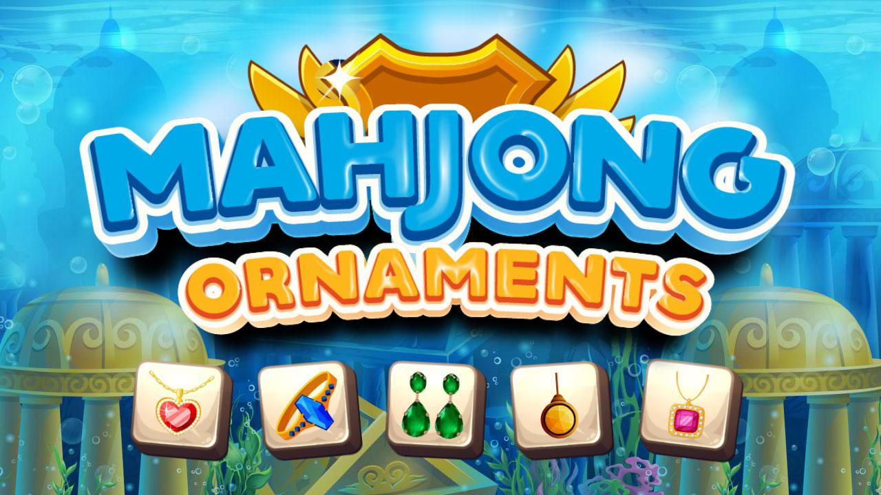 Image Mahjong Ornaments