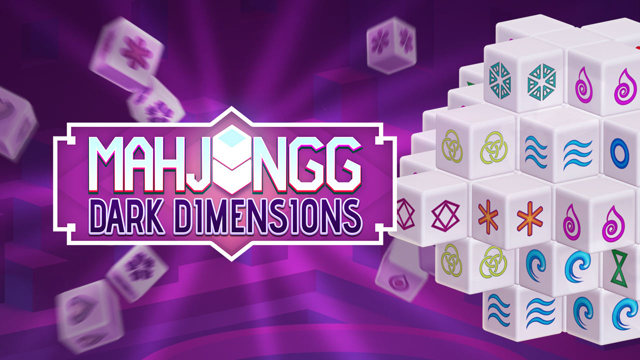 Image Majongg Dark Dimensions 210 seconds