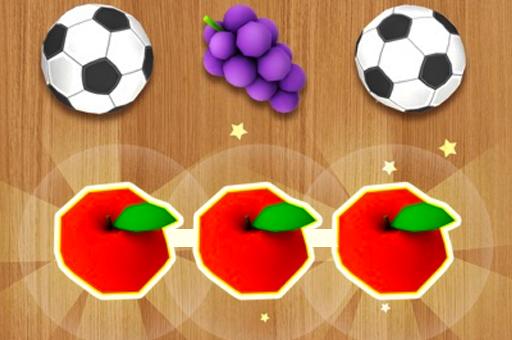 Image Match Triple 3D Matching Tile