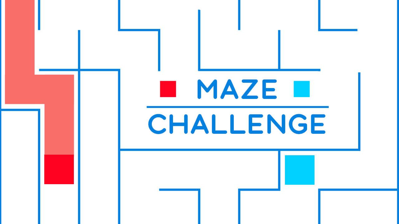 Image Maze Challenge