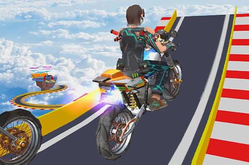 Image Mega Ramp Stunt Moto