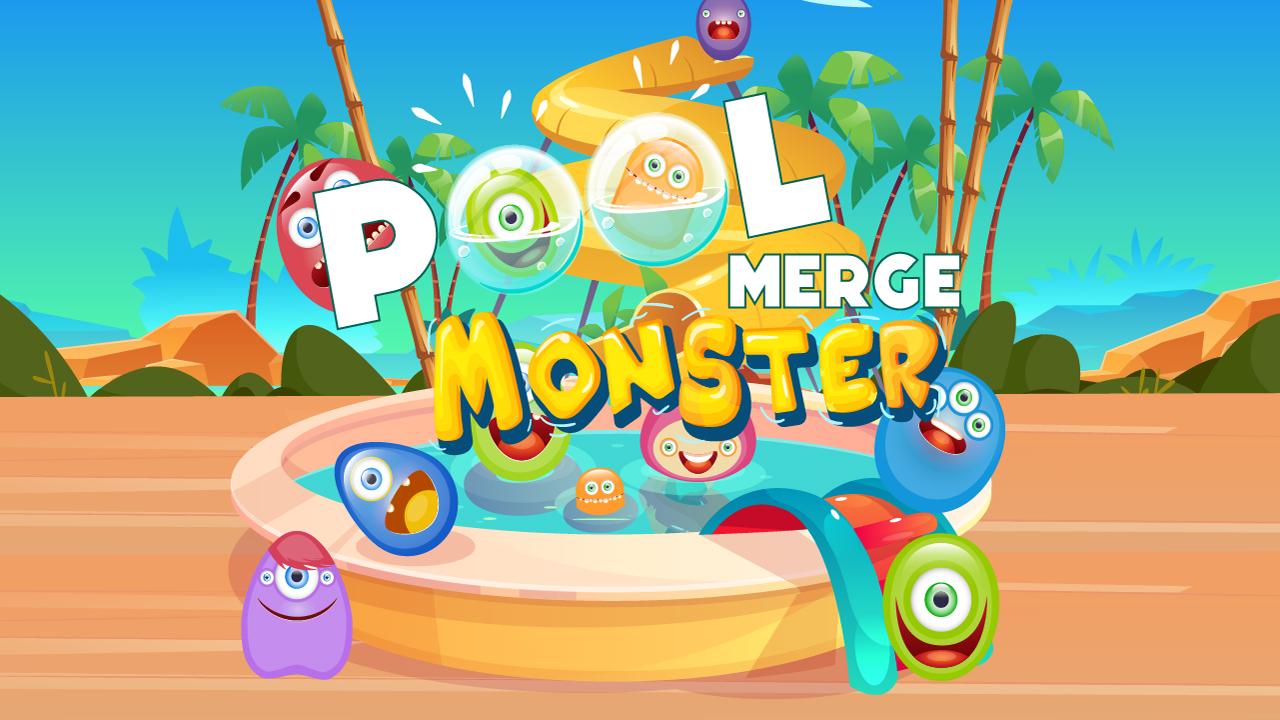 Image Merge Monster Pool