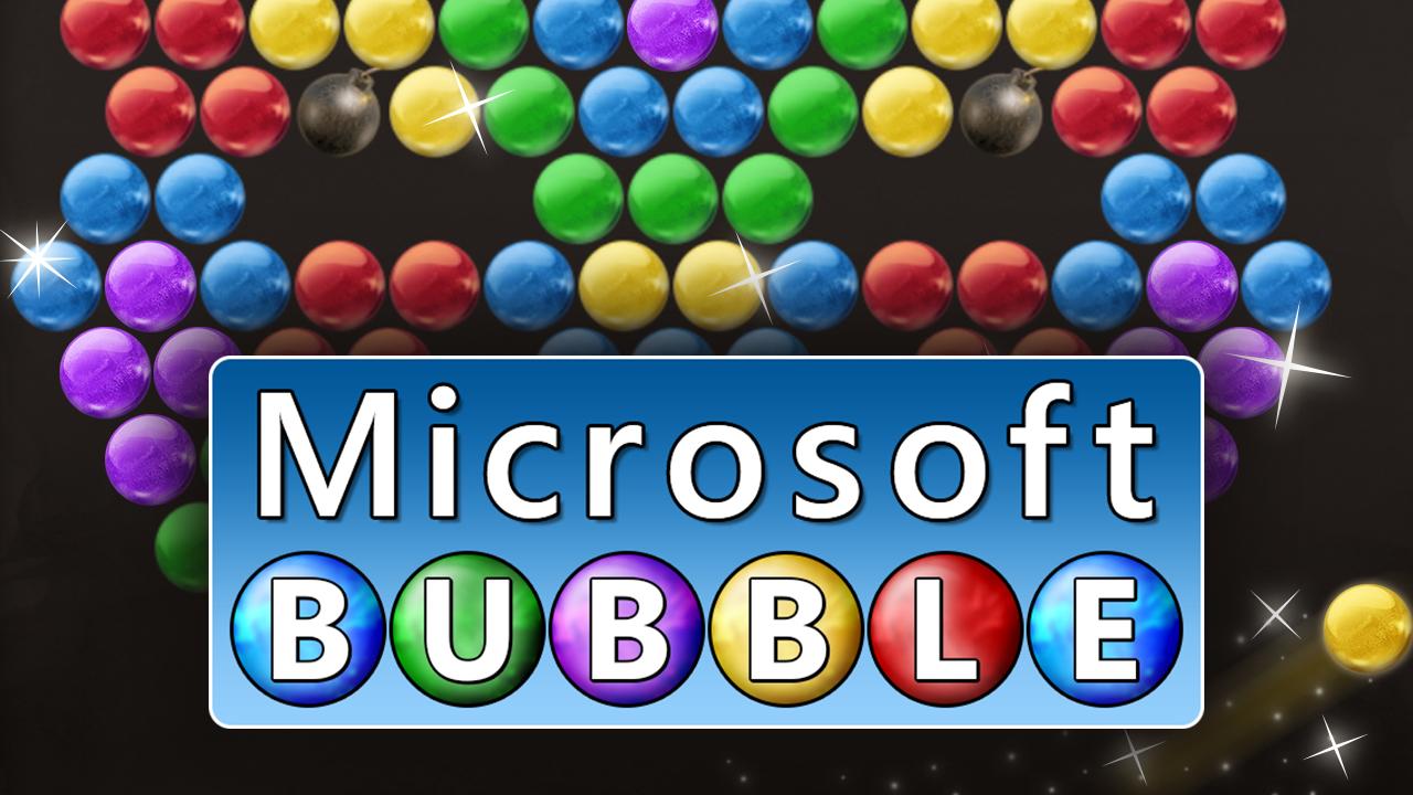 Image Microsoft Bubble