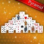 Microsoft Pyramid Solitaire