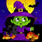 Midnight Halloween Jigsaw