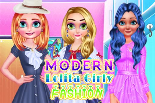 Image Modern Lolita Girly Fashion