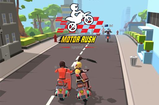 Image Motor Rush