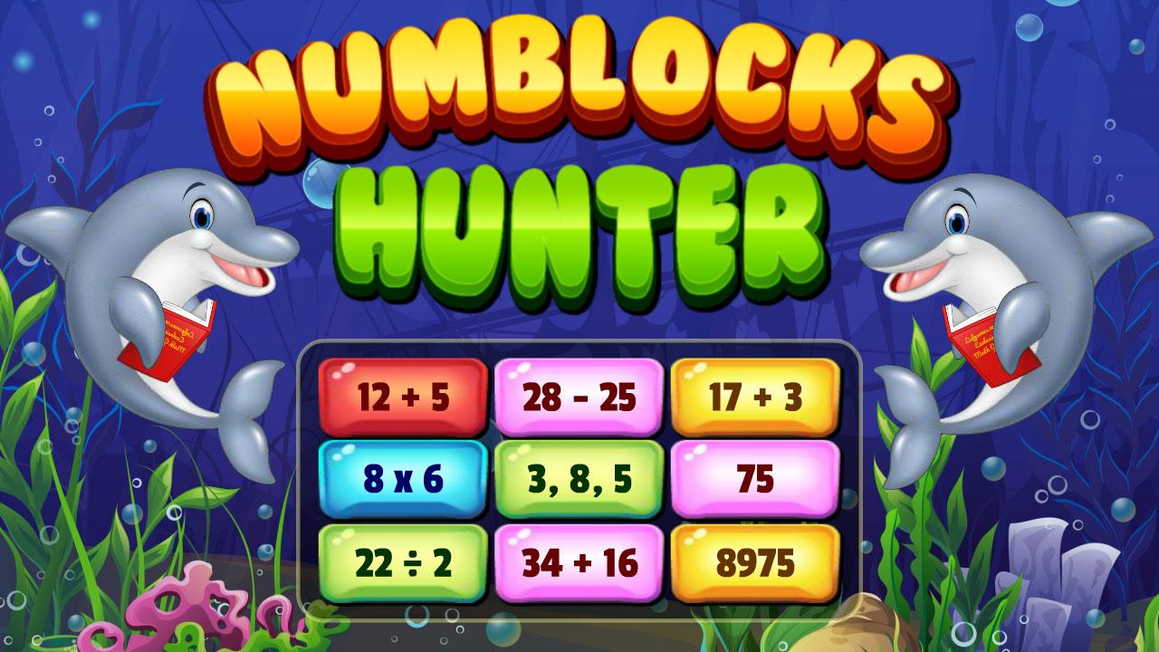 Image Numblocks Hunter