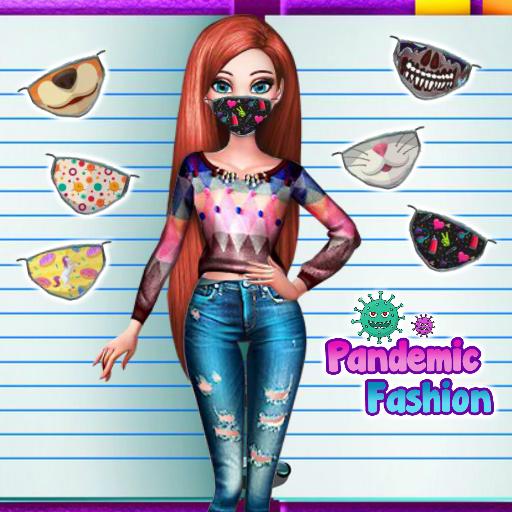 Image Pandemic Fashion Mask
