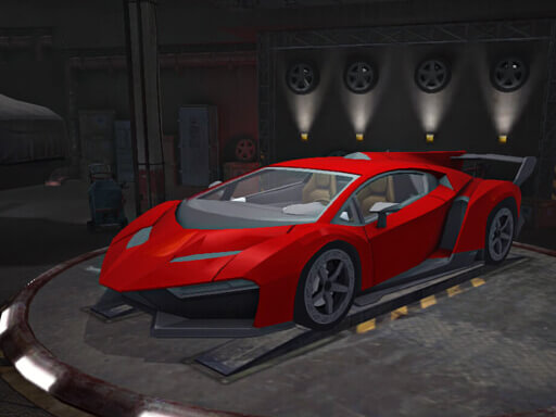 Image Parking Fury 3D: Night Thief