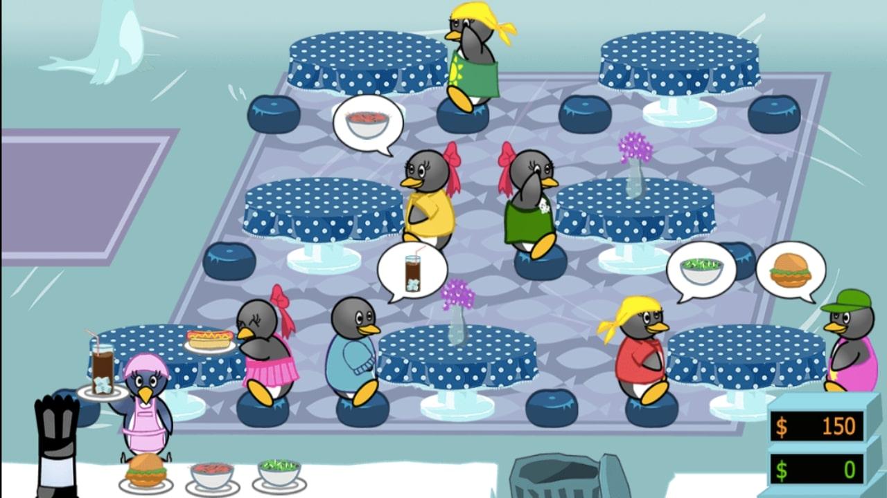Image Penguin Diner 2